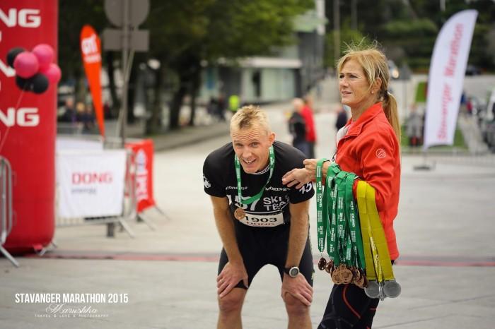 Stavanger maratón 2015 10k