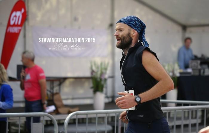 Stavanger maratón 2015 - Oťa