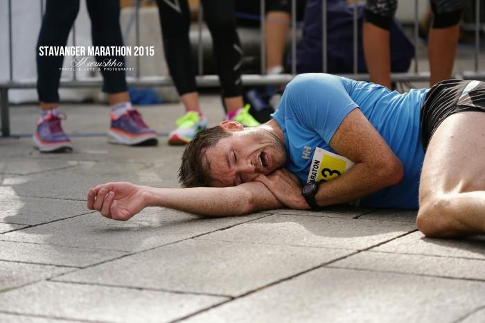Stavanger maratón 2015 total mŕtvy