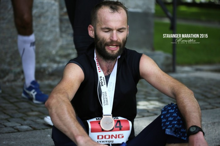 Stavanger maratón 2015