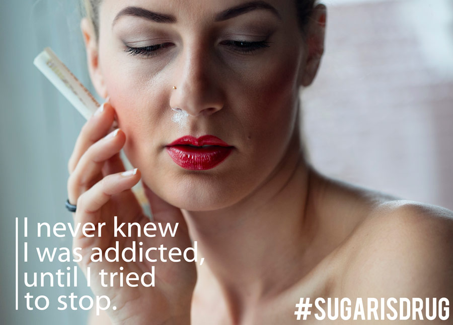 CUKOR JE DROGA - sugar is drug !