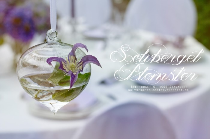 Svadba Slavka - Matej, kvety