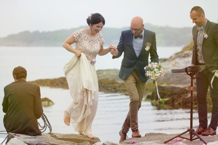 Svadba Slavka - Matej, výstup