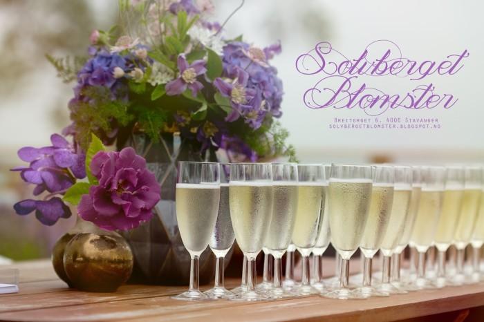 Svadba Slavka - Matej, šampáňo