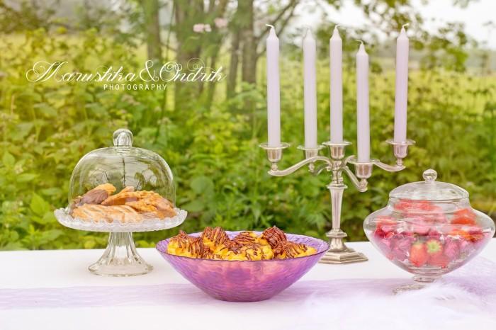 Svadba Slavka - Matej, stôl