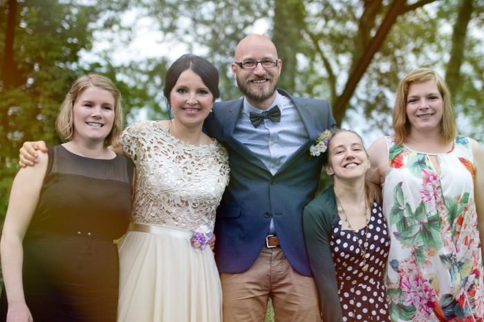 Svadba Slavka - Matej, svadobná