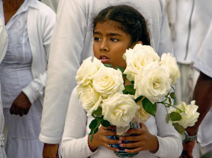 Pokora. Srí Lanka.