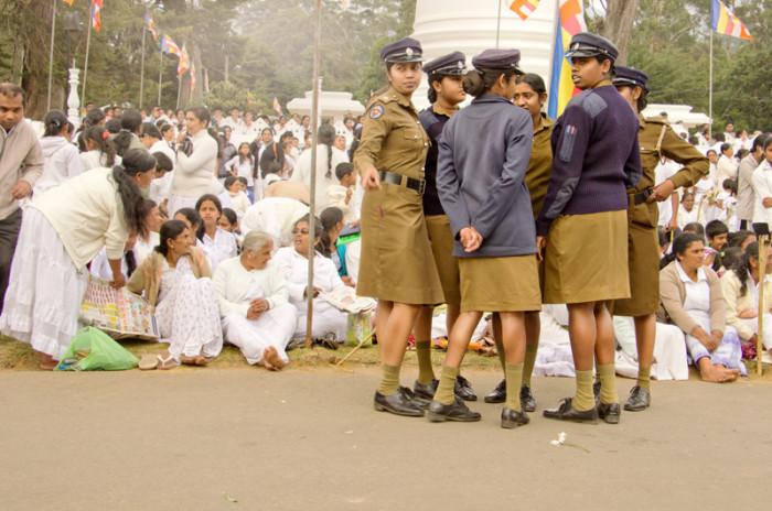 Oslava. Srí Lanka.