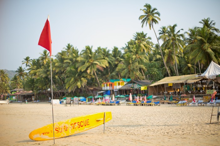 Palolem Beach, India, GOA