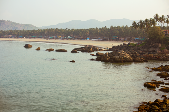 palolem_beach, Goa, India