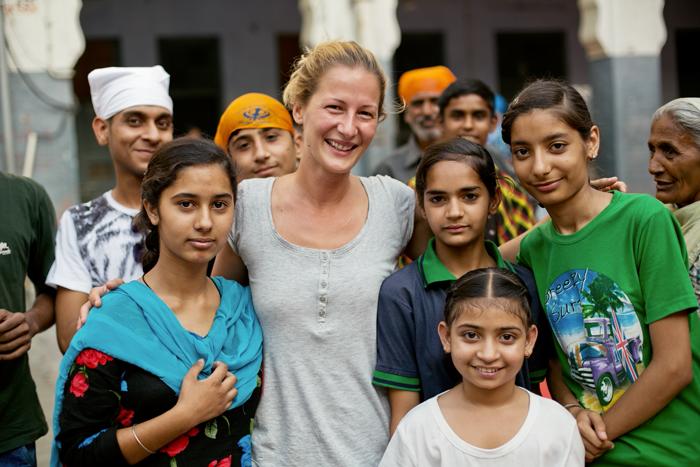 dievcence z amritsaru, India