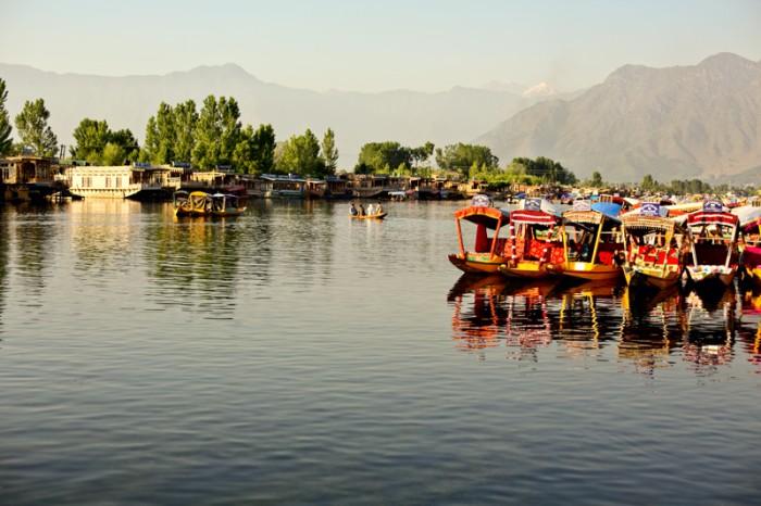 Srinagar - benatky severu, India