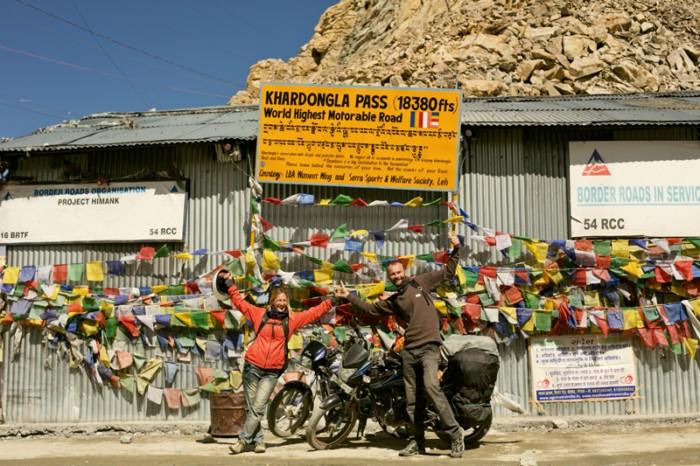 Khardongla, India, Ladakh