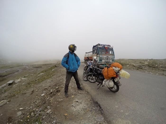 Rohtang Pass. Ladakh