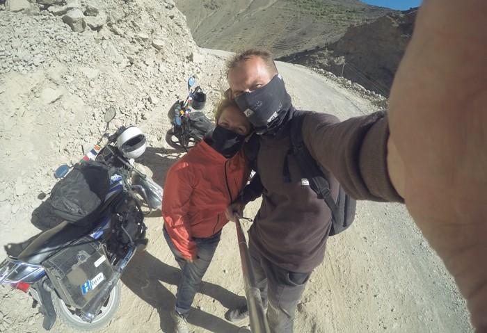 Motorkami cez Himaláje. Dvaja blázni na cestách