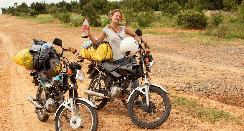 Cestou na motorke zo Saigonu do Hanoia po bočných uličkách
