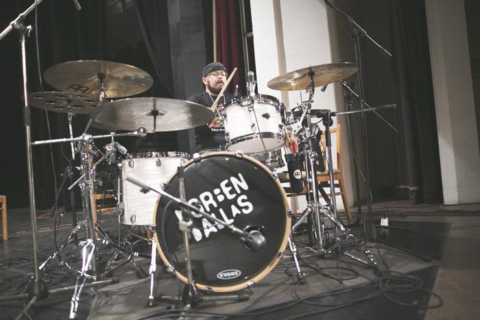 Ozo Guttler Korben Dallas kapela