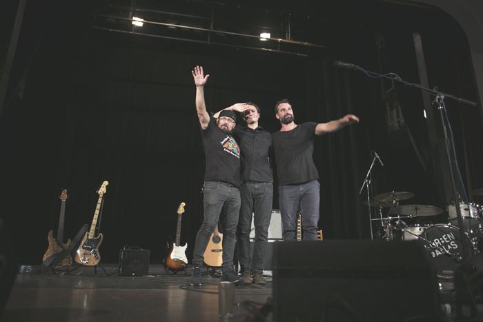 zaver koncert Korben Dallas Dubnica