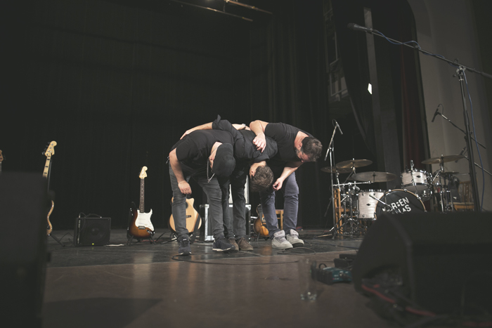 zaver Korben Dallas koncert