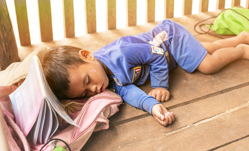 Spiace die%ta v %skole v Kambodži