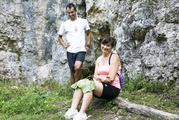 Boľavé kolena Ravita kolegyňa